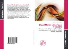 Обложка David Martin (American Football)