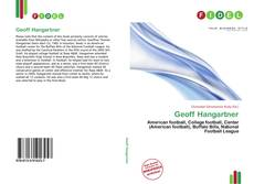 Bookcover of Geoff Hangartner