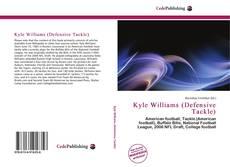 Borítókép a  Kyle Williams (Defensive Tackle) - hoz