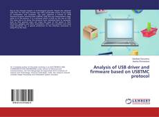 Bookcover of Analysis of USB driver and firmware based on USBTMC protocol