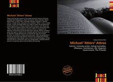 "Bookcover of Michael ""Atters"" Attree"