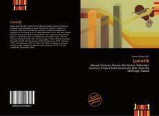 Bookcover of Lunatik