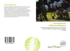 Capa do livro de Anthony Madison