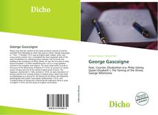 Bookcover of George Gascoigne