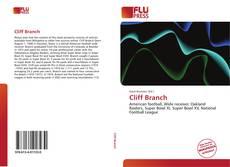 Обложка Cliff Branch