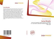 Bookcover of Larry Brooks