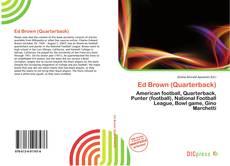 Ed Brown (Quarterback) kitap kapağı