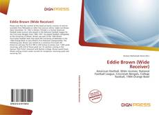 Bookcover of Eddie Brown (Wide Receiver)