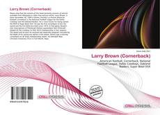 Bookcover of Larry Brown (Cornerback)