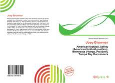Bookcover of Joey Browner