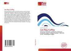 Обложка Lee Roy Caffey