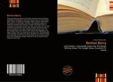 Bookcover of Bertice Berry