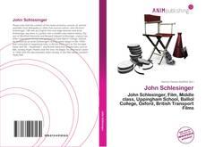 John Schlesinger的封面
