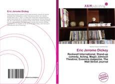 Обложка Eric Jerome Dickey