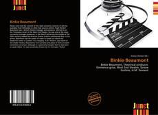 Binkie Beaumont kitap kapağı