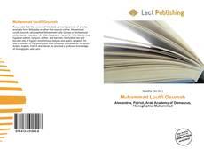 Muhammad Loutfi Goumah的封面