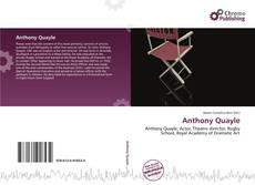 Bookcover of Anthony Quayle