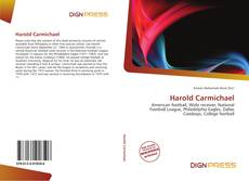 Обложка Harold Carmichael