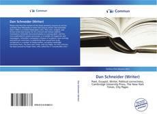 Buchcover von Dan Schneider (Writer)