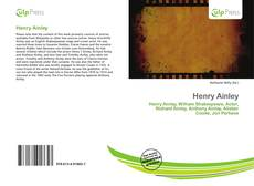 Обложка Henry Ainley