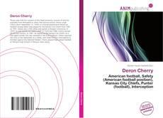 Обложка Deron Cherry