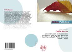 Couverture de Delia Bacon