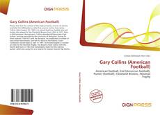 Bookcover of Gary Collins (American Football)