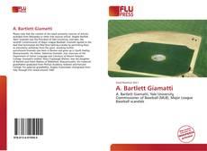 Обложка A. Bartlett Giamatti