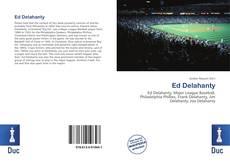 Ed Delahanty kitap kapağı