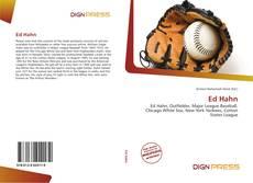 Portada del libro de Ed Hahn