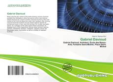 Bookcover of Gabriel Davioud