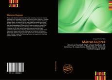 Marcus Dupree kitap kapağı