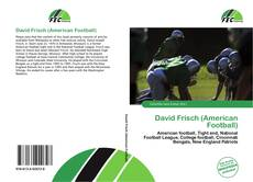 Bookcover of David Frisch (American Football)