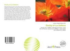 Capa do livro de Duchy of La Vallière