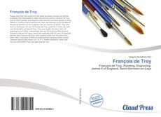 Capa do livro de François de Troy