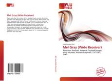 Mel Gray (Wide Receiver)的封面