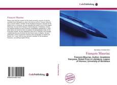 Buchcover von François Mauriac