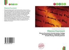 Buchcover von Étienne Fourmont