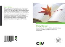 Обложка Mary Barber