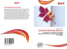 Bookcover of Elizabeth Bentley (Writer)