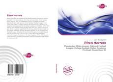 Efren Herrera kitap kapağı