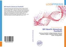 Bill Hewitt (American Football) kitap kapağı