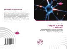 Bookcover of Jacques-Arsène d'Arsonval