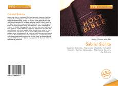 Bookcover of Gabriel Sionita