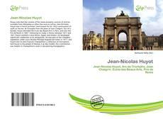Couverture de Jean-Nicolas Huyot