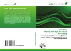 Bookcover of David Reed (American Football)