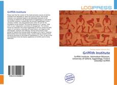 Bookcover of Griffith Institute