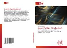 Capa do livro de Jason Phillips (Linebacker)