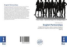 Bookcover of English Partnerships