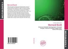 Обложка Bernard Scott